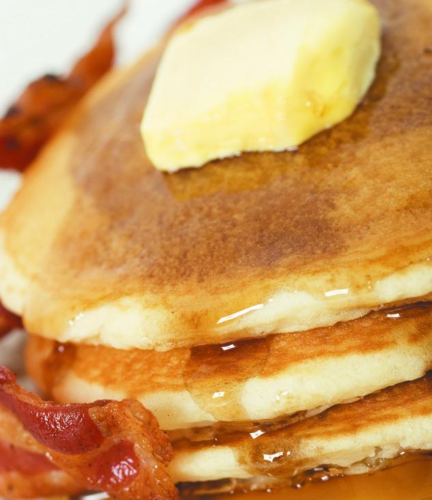 branded steer breakfast